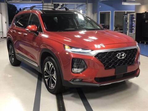 2020 Hyundai Santa Fe for sale at Simply Better Auto in Troy NY