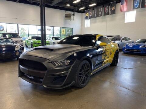 2017 Ford Mustang for sale at CarNova in Sterling Heights MI