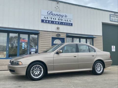 2001 BMW 5 Series for sale at Danny's Auto Deals in Grafton WI
