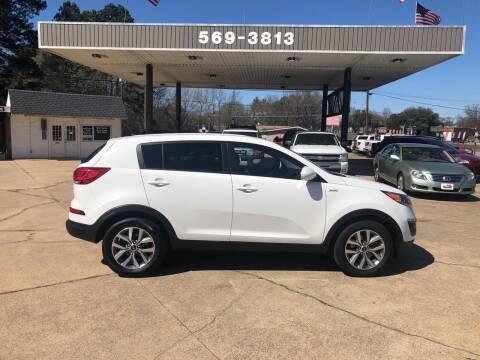 2016 Kia Sportage for sale at BOB SMITH AUTO SALES in Mineola TX