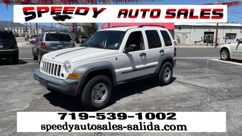 2005 Jeep Liberty for sale at SPEEDY AUTO SALES Inc in Salida CO