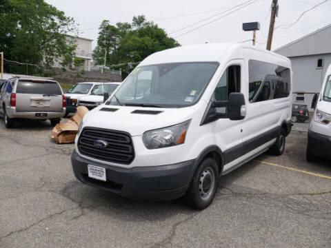 2017 Ford Transit Passenger for sale at Scheuer Motor Sales INC in Elmwood Park NJ