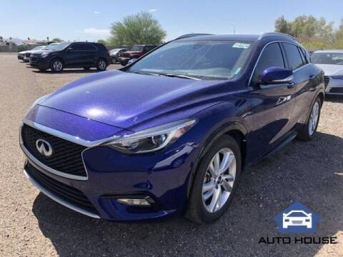 2017 Infiniti QX30 for sale at MyAutoJack.com @ Auto House in Tempe AZ