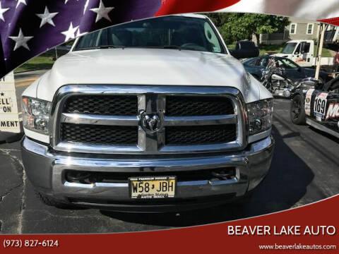 2018 RAM Ram Pickup 3500 for sale at Beaver Lake Auto in Franklin NJ