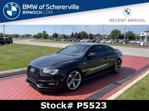 2016 Audi S5 for sale at BMW of Schererville in Shererville IN
