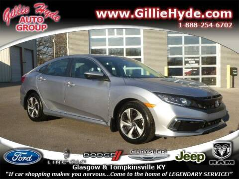 2019 Honda Civic for sale at Gillie Hyde Auto Group in Glasgow KY