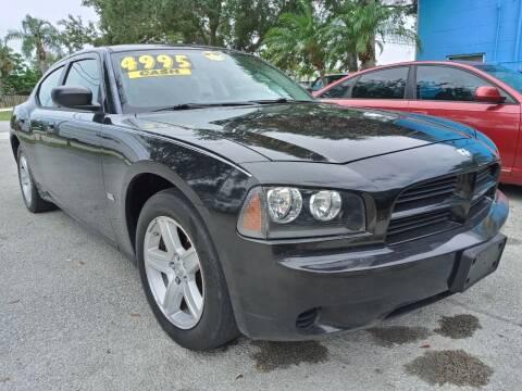 2008 Dodge Charger for sale at AFFORDABLE AUTO SALES OF STUART in Stuart FL