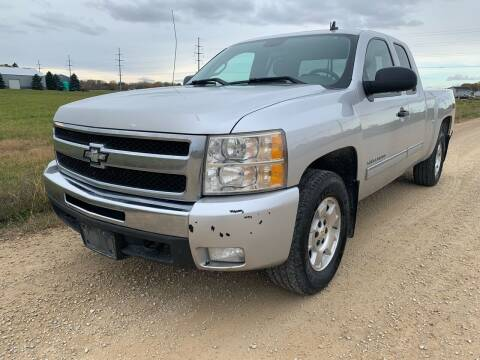 2011 Chevrolet Silverado 1500 for sale at ONG Auto in Farmington MN