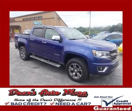 2016 Chevrolet Colorado for sale at Dean's Auto Plaza in Hanover PA