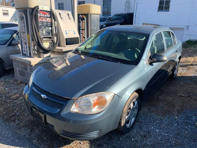 2007 Chevrolet Cobalt for sale at Harrisburg Auto Center Inc. in Harrisburg PA