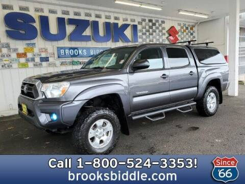 2014 Toyota Tacoma for sale at BROOKS BIDDLE AUTOMOTIVE in Bothell WA