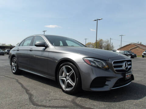 2017 Mercedes-Benz E-Class for sale at TAPP MOTORS INC in Owensboro KY