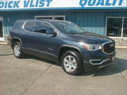 2018 GMC Acadia for sale at Dick Vlist Motors, Inc. in Port Orchard WA