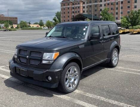 2010 Dodge Nitro for sale at Broadway Motor Car Inc. in Rensselaer NY