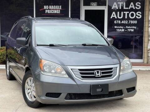 2010 Honda Odyssey for sale at ATLAS AUTOS in Marietta GA