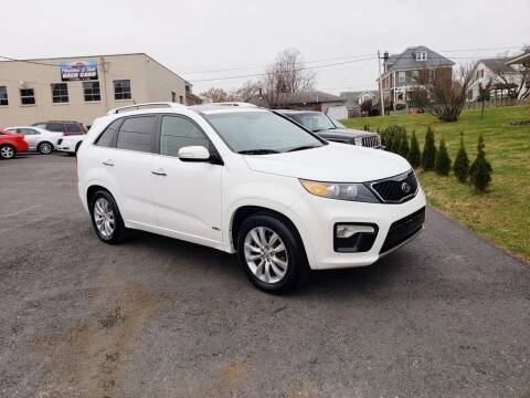 2011 Kia Sorento for sale at Hackler & Son Used Cars in Red Lion PA