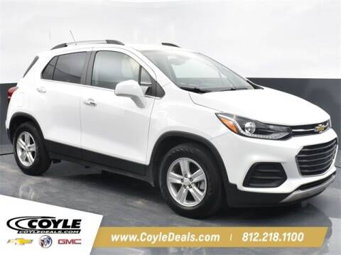 2019 Chevrolet Trax for sale at COYLE GM - COYLE NISSAN - New Inventory in Clarksville IN
