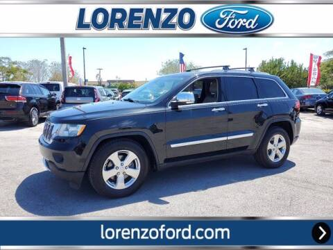 2011 Jeep Grand Cherokee for sale at Lorenzo Ford in Homestead FL