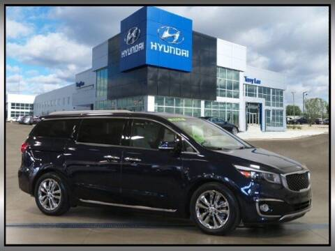 2018 Kia Sedona for sale at Terry Lee Hyundai in Noblesville IN
