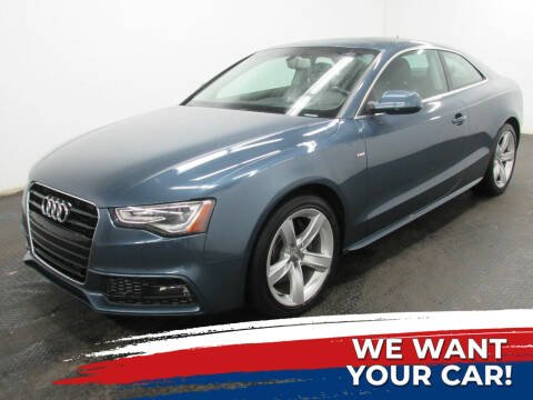 2016 Audi A5 for sale at Automotive Connection in Fairfield OH