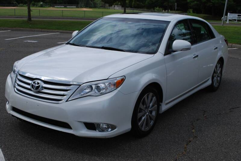 2011 Toyota Avalon for sale at New Milford Motors in New Milford CT