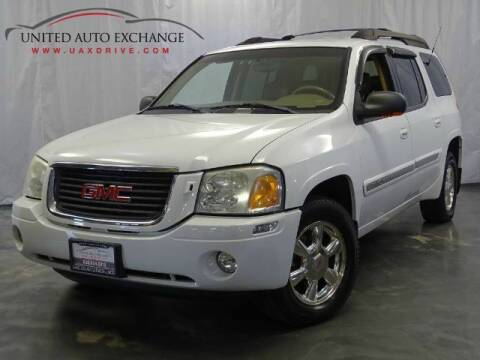 2002 GMC Envoy XL for sale at United Auto Exchange in Addison IL