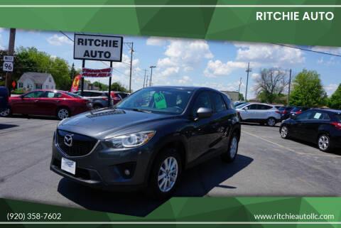 2014 Mazda CX-5 for sale at Ritchie Auto in Appleton WI