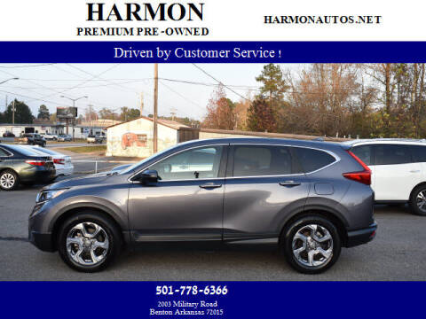 2018 Honda CR-V for sale at Harmon Premium Pre-Owned in Benton AR