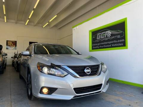 2017 Nissan Altima for sale at GCR MOTORSPORTS in Hollywood FL