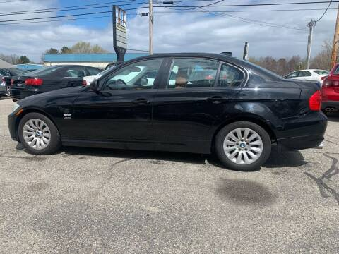 2009 BMW 3 Series for sale at BAY CITY MOTORS in Portland ME