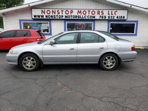 2000 Acura TL for sale at Nonstop Motors in Indianapolis IN