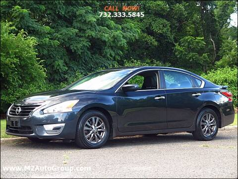 2015 Nissan Altima for sale at M2 Auto Group Llc. EAST BRUNSWICK in East Brunswick NJ