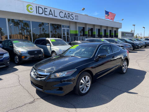 2011 Honda Accord for sale at Ideal Cars in Mesa AZ