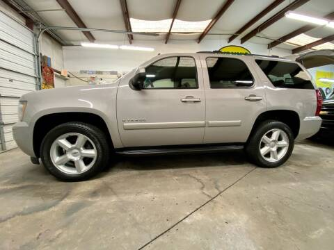 2007 Chevrolet Tahoe for sale at Vanns Auto Sales in Goldsboro NC