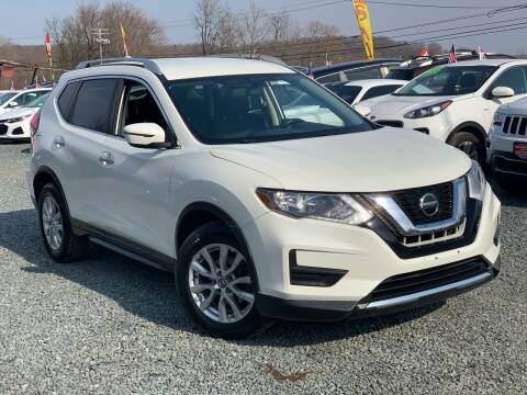 2018 Nissan Rogue for sale at A&M Auto Sales in Edgewood MD