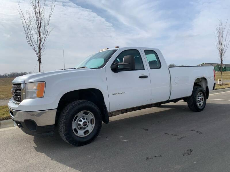 2013 GMC Sierra 2500HD for sale at Freedom Automotives in Grove City OH