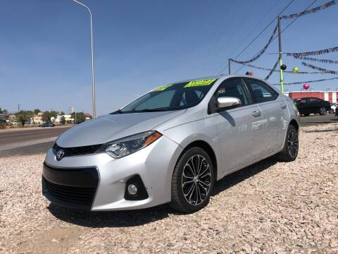 2015 Toyota Corolla for sale at 1st Quality Motors LLC in Gallup NM