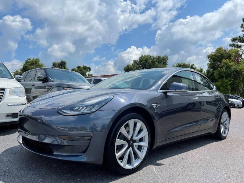 2018 Tesla Model 3 for sale at Upfront Automotive Group in Debary FL