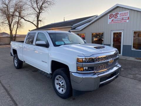 2019 Chevrolet Silverado 2500HD for sale at B & B Auto Sales in Brookings SD