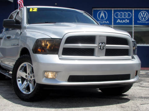 2012 RAM Ram Pickup 1500 for sale at Orlando Auto Connect in Orlando FL