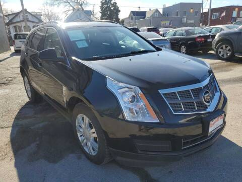 2010 Cadillac SRX for sale at ROYAL AUTO SALES INC in Omaha NE