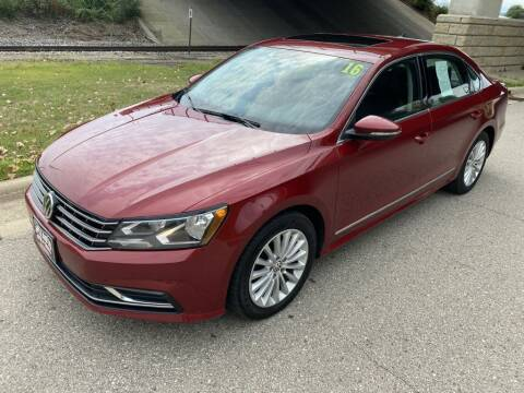 2016 Volkswagen Passat for sale at Apple Auto in La Crescent MN