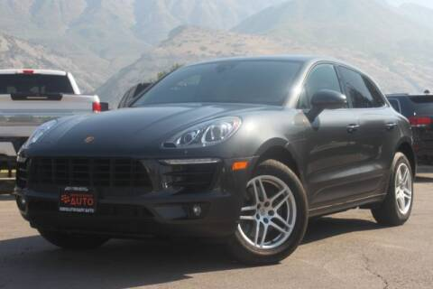 2017 Porsche Macan for sale at REVOLUTIONARY AUTO in Lindon UT