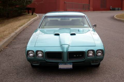 1970 Pontiac GTO for sale at AZ Classic Rides in Scottsdale AZ