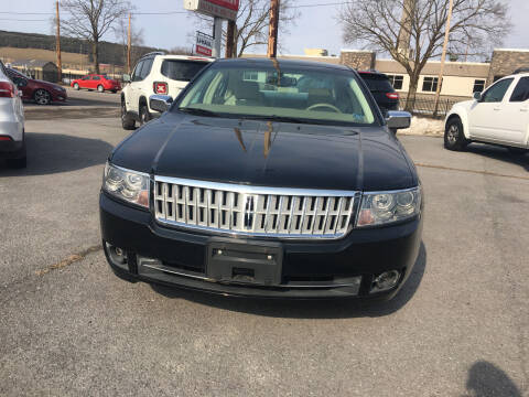 2007 Lincoln MKZ for sale at K B Motors in Clearfield PA