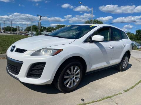 2011 Mazda CX-7 for sale at Xtreme Auto Mart LLC in Kansas City MO