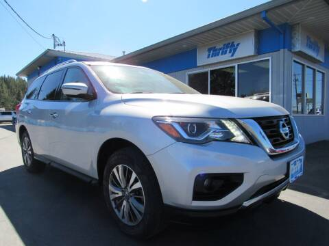 2018 Nissan Pathfinder for sale at Thrifty Car Sales SPOKANE in Spokane Valley WA
