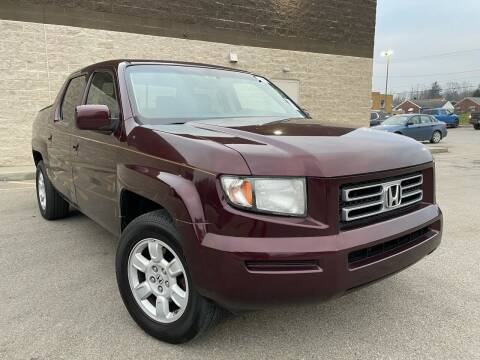 2007 Honda Ridgeline for sale at Trocci's Auto Sales in West Pittsburg PA