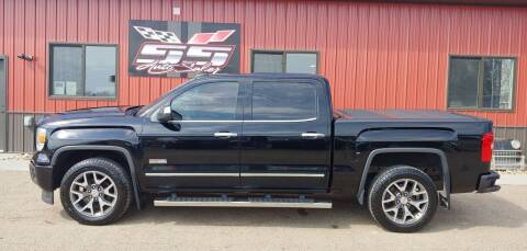 2015 GMC Sierra 1500 for sale at SS Auto Sales in Brookings SD