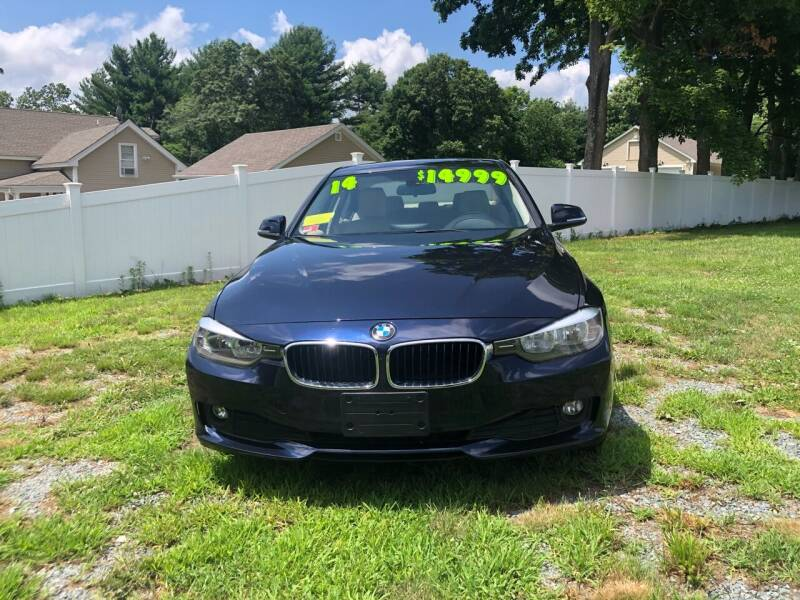 2014 BMW 3 Series for sale at Milford Automall Sales and Service in Bellingham MA
